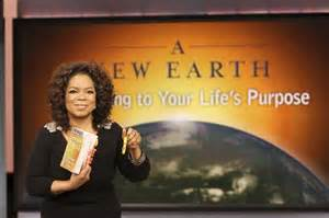 Oprah A new Earth