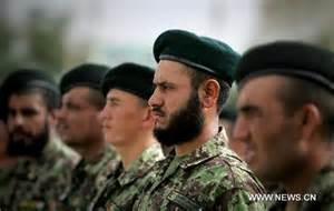 Afgan soldiers