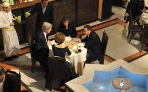 Assad and Kerry