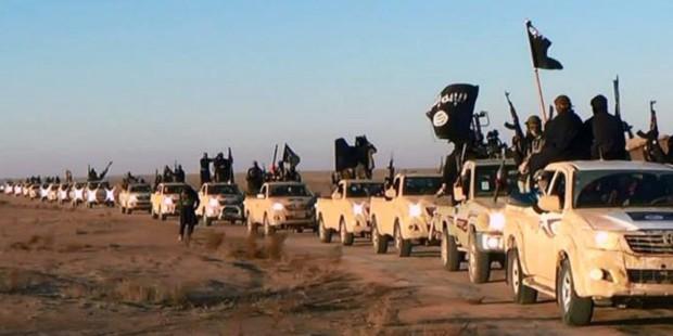 Mideast Syria Militants Rise Analysis