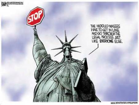 Liberty and stop