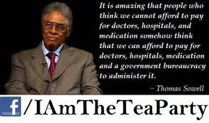 Thomas Sowll on doctors