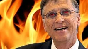Bill Gates devil