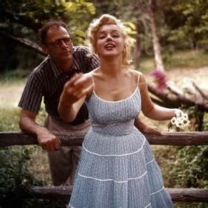 Marilyn and Arther