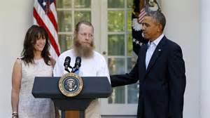 Obama and Bergdahl