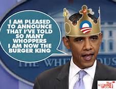 Obama Burger King