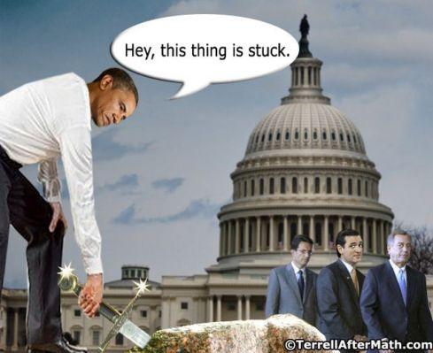 Obama King