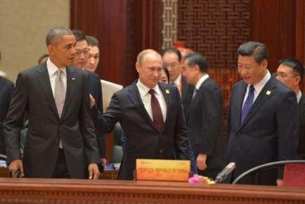 Putin pushes