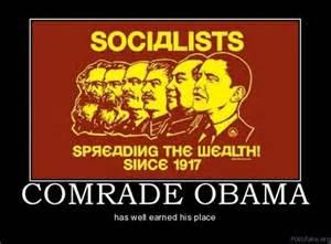 Comrade Obama 2