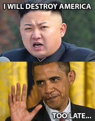 Obama destroy