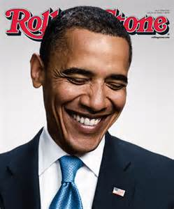 Rolling Stone Obama four