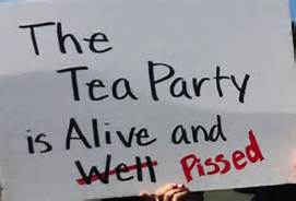 tea party five