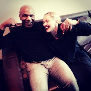 Tyson and Madonna