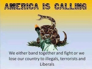 America fight