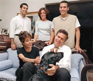 Jeb bush family