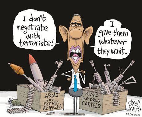 Obama negotiate