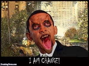 Obama zombie two