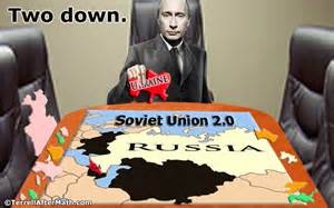 Putin and Uraine