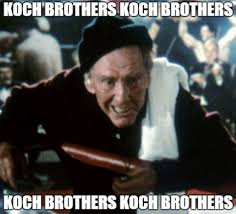 Harry Reid Koch brothers