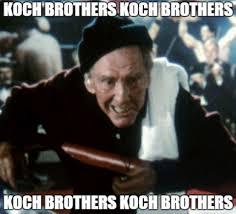 Harry Reid Koch brothers