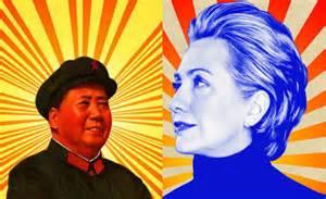 Hillary and Mao