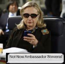 Hillary and stevens