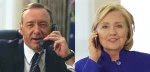 Hillary and Underwood