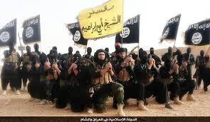 ISIS in black