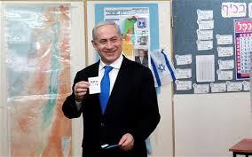 Jews voting bibi