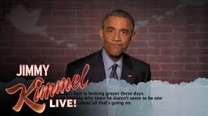 Obama on Kimmel