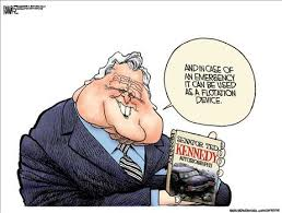 ted Kennedy cartoon