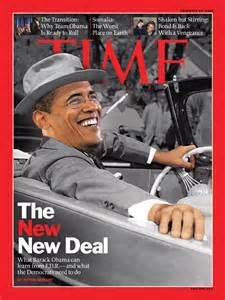 Obama new deal