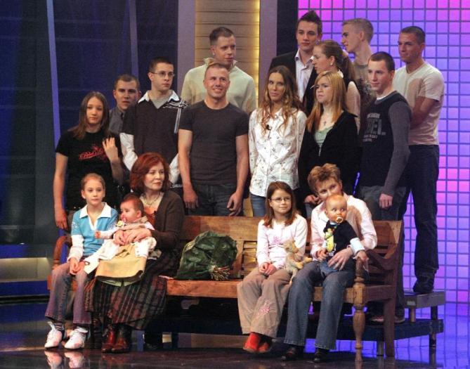 woman family