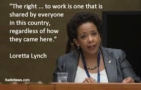 Loretta lynch two