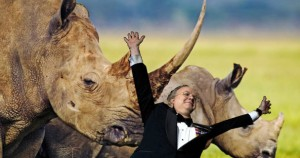 Karl Rove and Rhinos