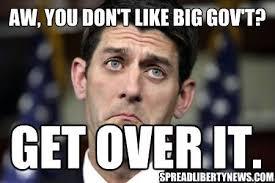 Paul Ryan get over
