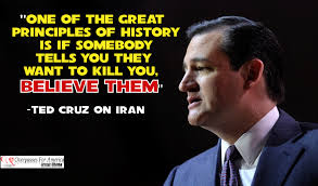 Ted Cruz iran