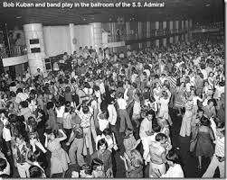 admiral dance floor
