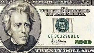 Andrew Jackson dollar
