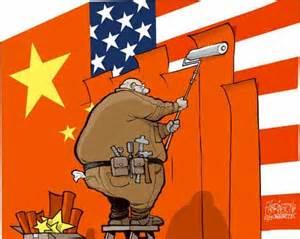 China takover