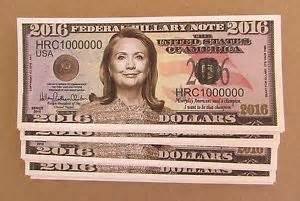 Hillary Clinton dollar