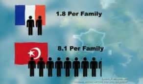 Muslim takover