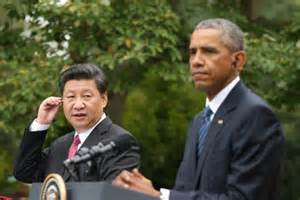 Obama pissed at China one