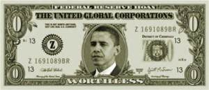 Obama worthless
