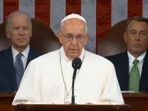 Pope and Congress