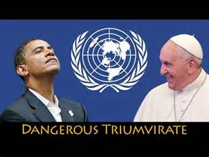 Pope and Obama three