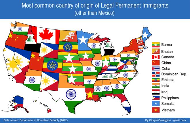 ilegals map