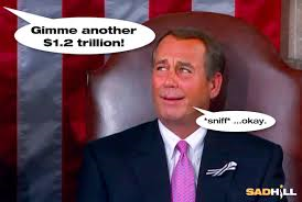 John Boehner three