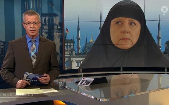 Merkel Muslim