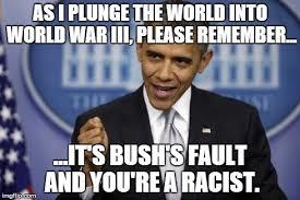 Obama WWIII two